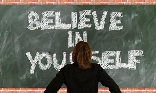 Confidence Creates Success